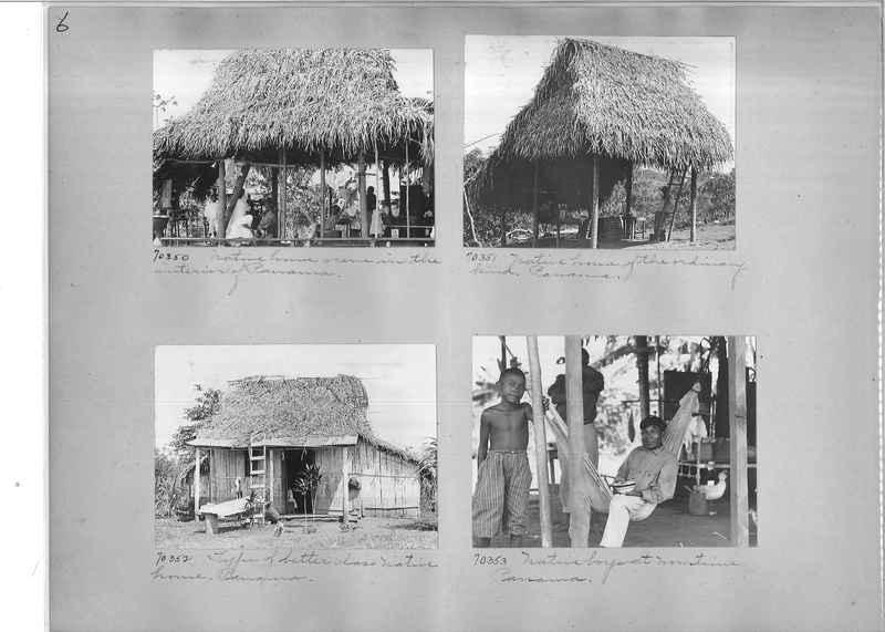 Mission Photograph Album - Panama #03 page 0006
