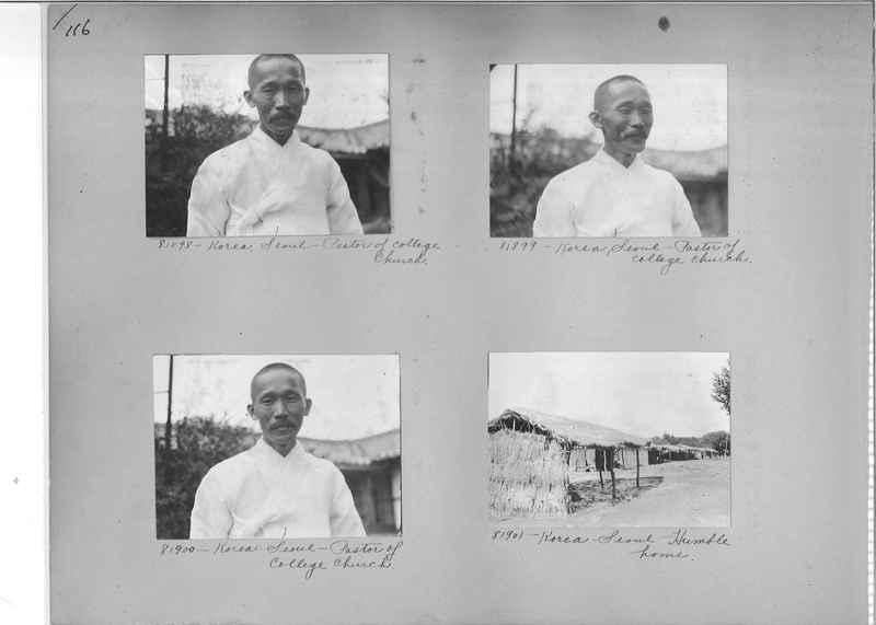 Mission Photograph Album - Korea #5 page 0116