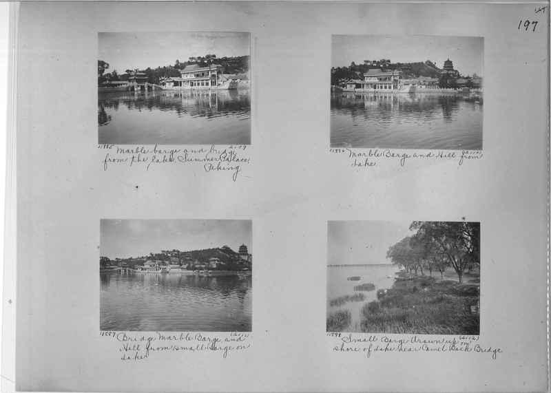 Mission Photograph Album - China #2 page  0197