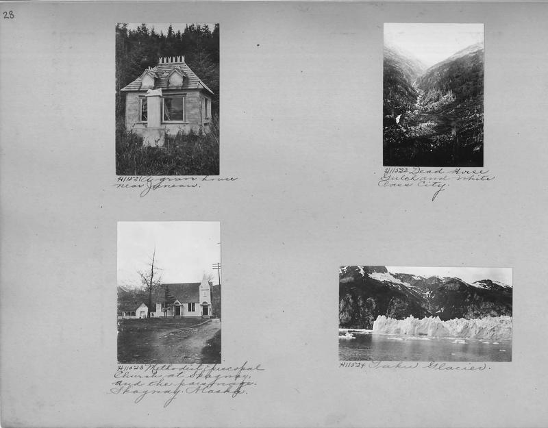 Mission Photograph Album - Alaska #1 page 0028