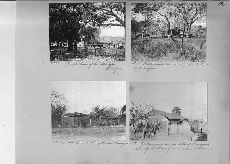 Mission Photograph Album - Panama #04 page 0137