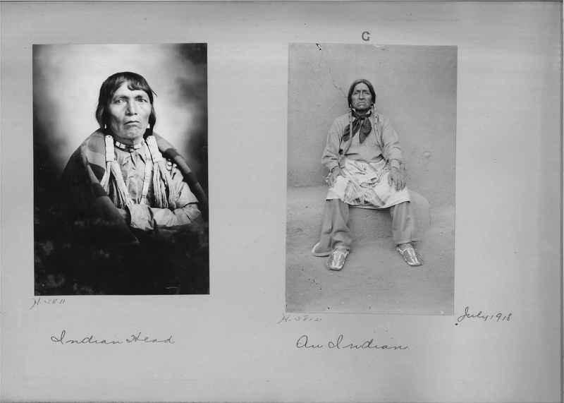 Mission Photograph Albums - Indians #1 page 0050