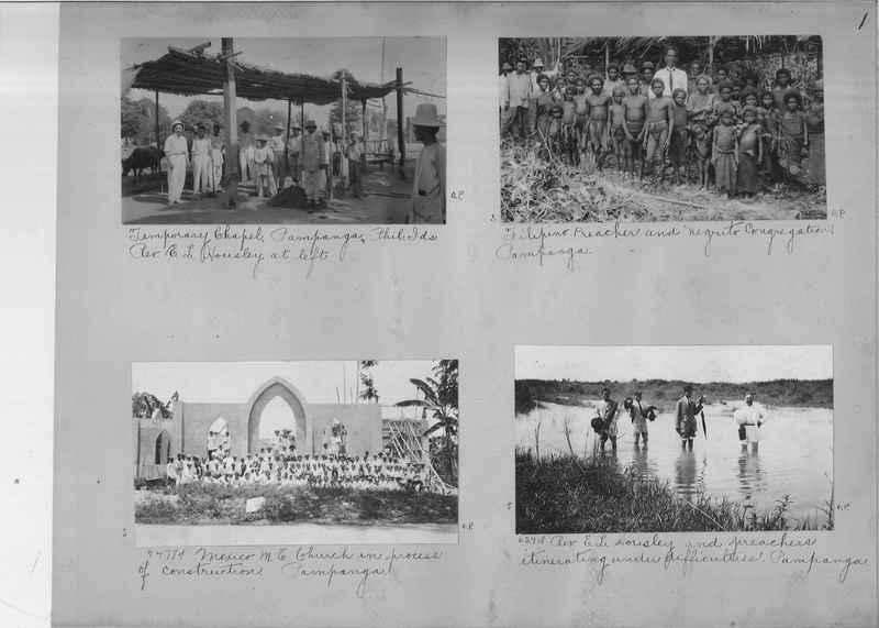 Mission Photograph Album - Philippines OP #01 page 0001