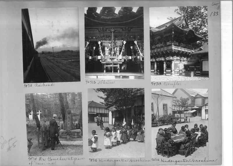Mission Photograph Album - Japan #05 Page 0133