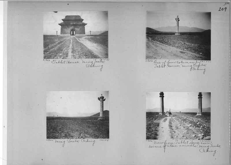 Mission Photograph Album - China #2 page  0209
