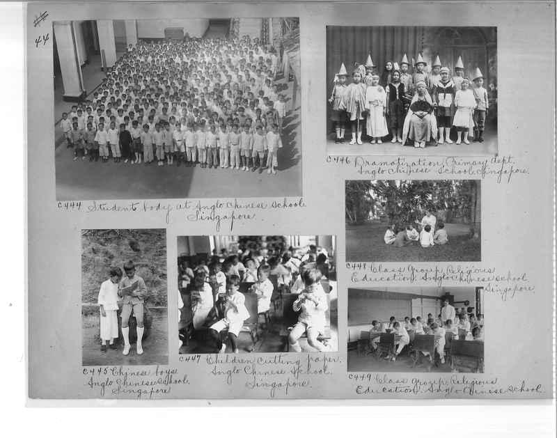 Mission Photograph Album - Malaysia #7 page 0044