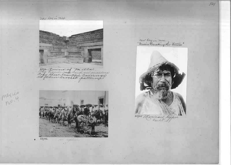 Mission Photograph Album - Mexico #04 page 0121