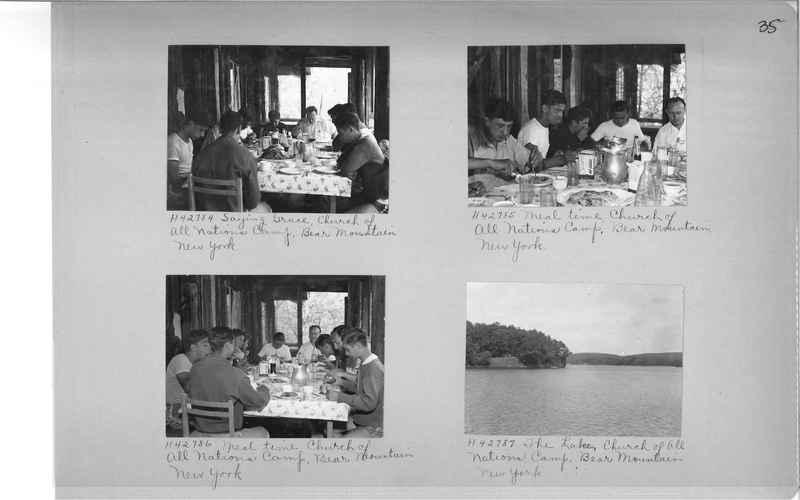 Mission Photograph Album - Cities #18 page 0035