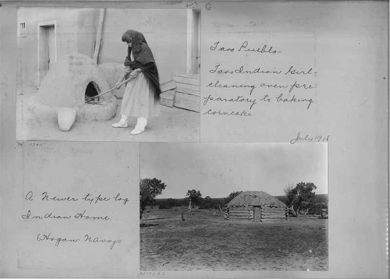 Mission Photograph Albums - Indians #1 page 0026