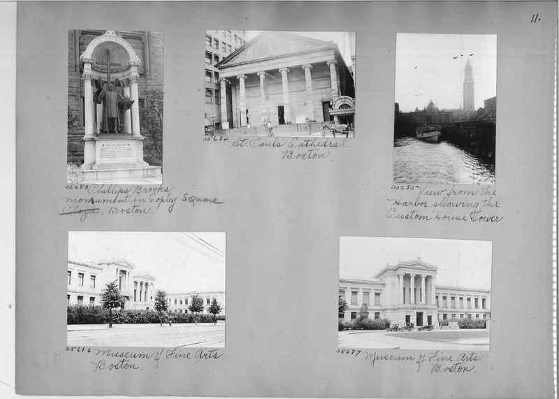 Mission Photograph Album - America #3 page 0011