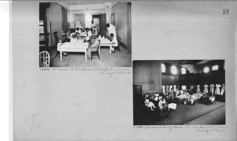 Mission Photograph Album - Negro #4 page 0083