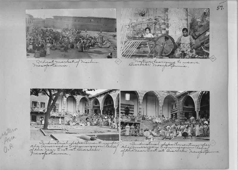Mission Photograph Album - Western Asia - O.P. - #01 page_0057