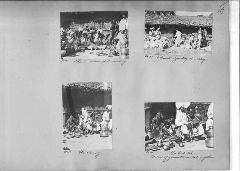 Mission Photograph Album - India #09 Page 0119