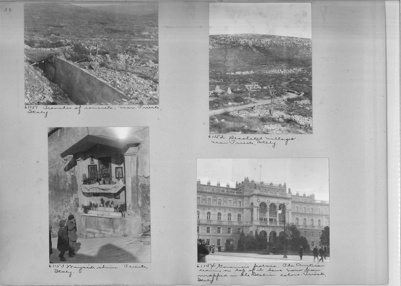 Mission Photograph Album - Europe #04 Page 0038