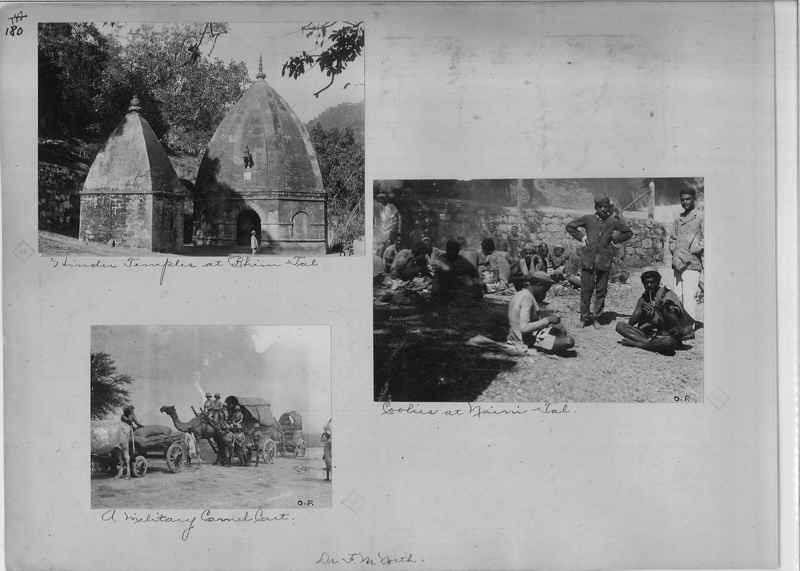 Mission Photograph Album - India - O.P. #01 Page 0180