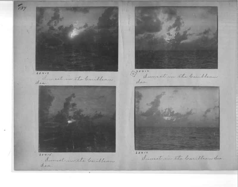 Mission Photograph Album - Panama #1 page  0134