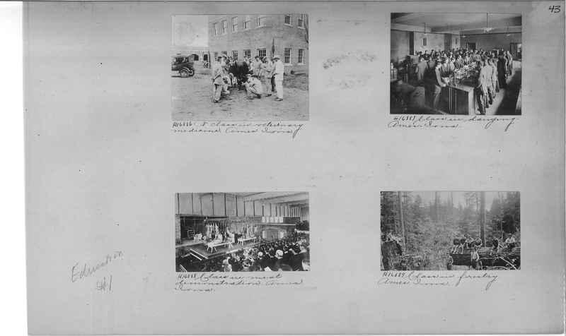 Mission Photograph Album - Education #1 page 0043