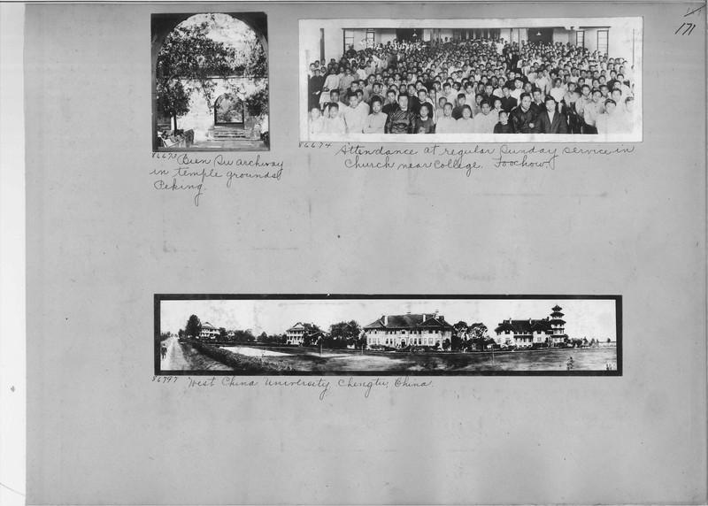 Mission Photograph Album - China #13 page 0171