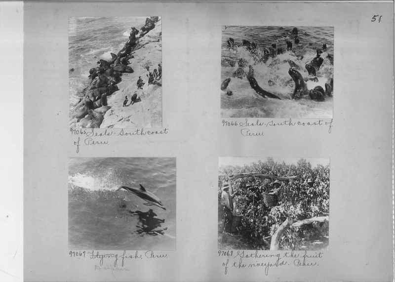 Misson Photograph Album - South America #8 page 0051