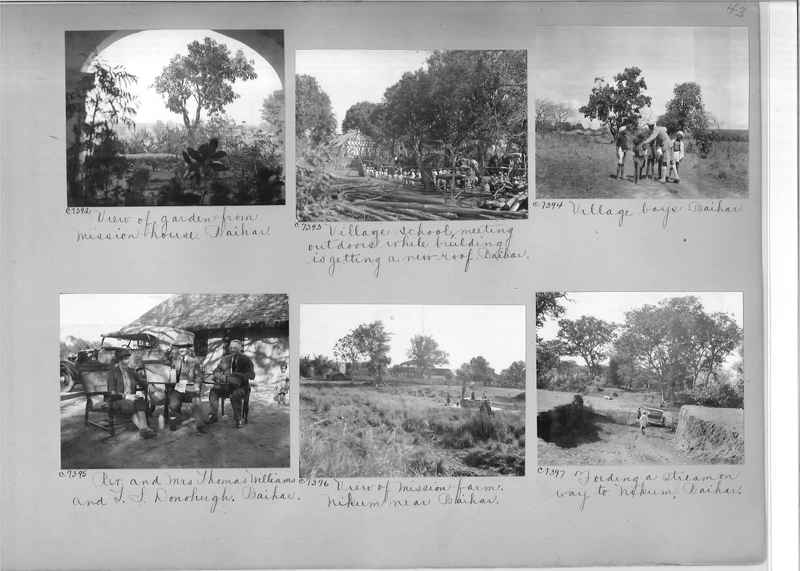 Mission Photograph Album - India #13 Page 0043