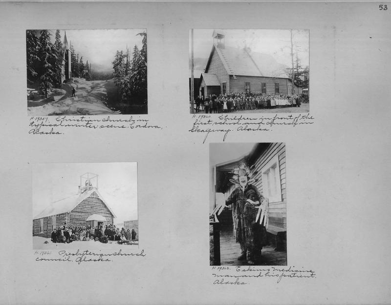 Mission Photograph Album - Alaska #1 page 0053