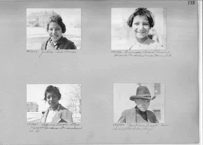 Mission Photograph Albums - Indians #1 page 0173