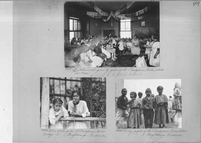 Mission Photograph Album - Panama #04 page 0049
