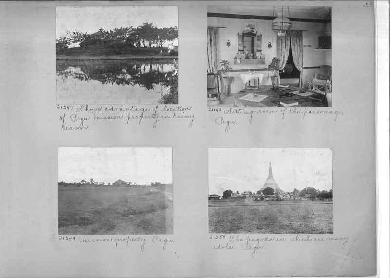 Mission Photograph Album - India #03 page_0033