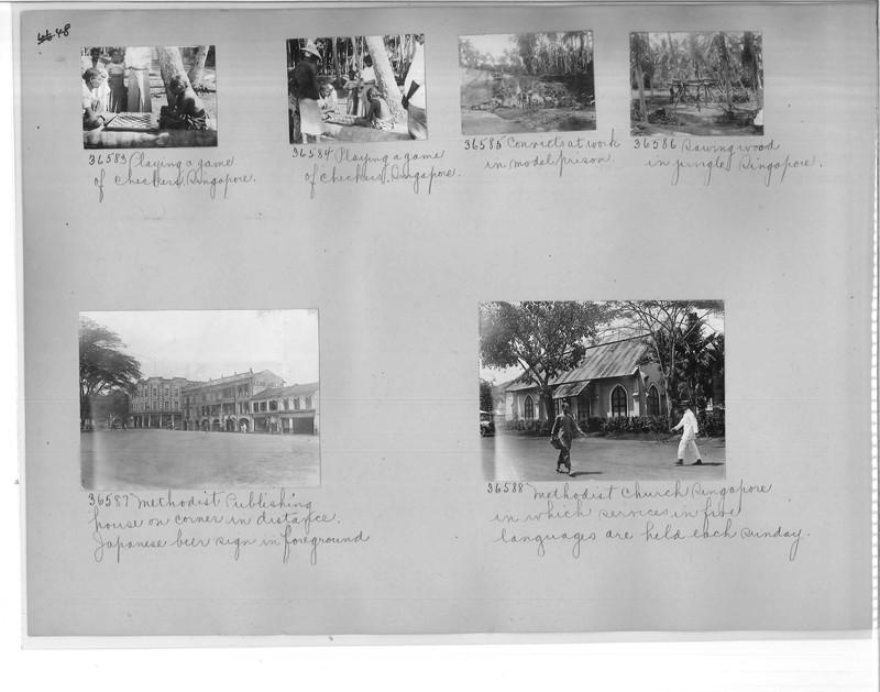 Mission Photograph Album - Malaysia #2 page 0048