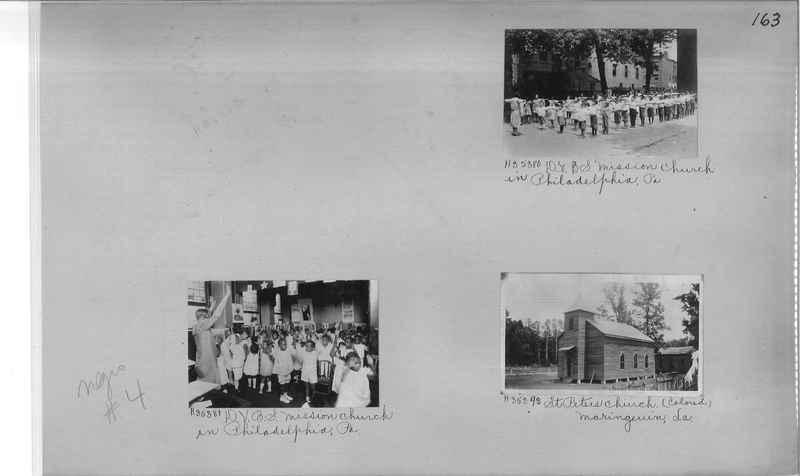 Mission Photograph Album - Negro #4 page 0163