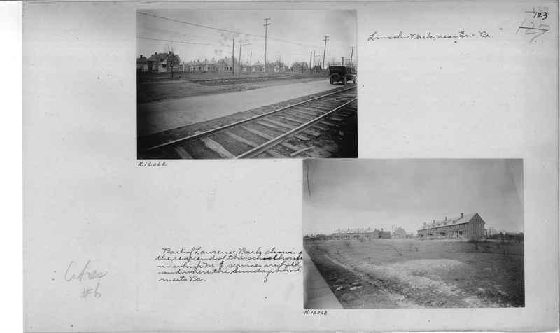 Mission Photograph Album - Cities #6 page 0123