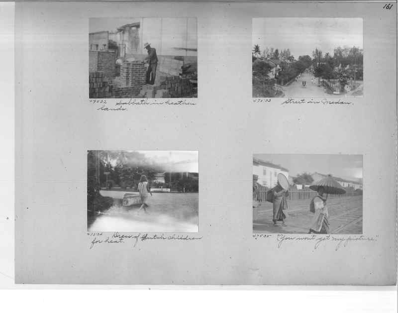 Mission Photograph Album - Malaysia #4 page 0161