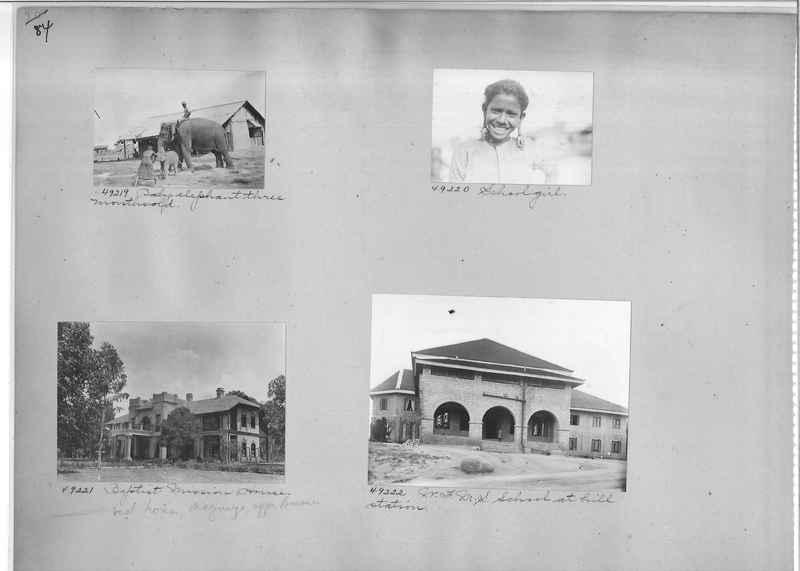 Mission Photograph Album - Burma #1 page 0084