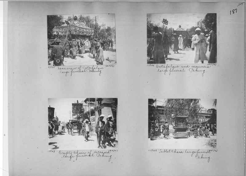 Mission Photograph Album - China #2 page  0187