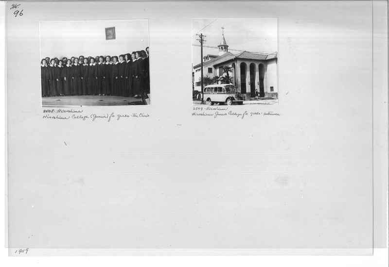 Mission Photograph Album - Japan #07 Page 0096