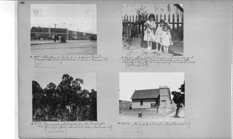 Mission Photograph Album - Cities #3 page 0166