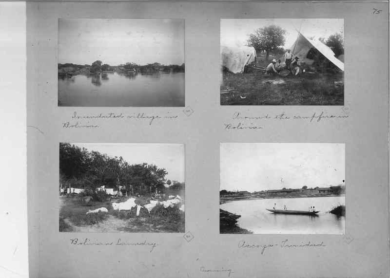 Mission Photograph Album - South America O.P. #1 page 0075