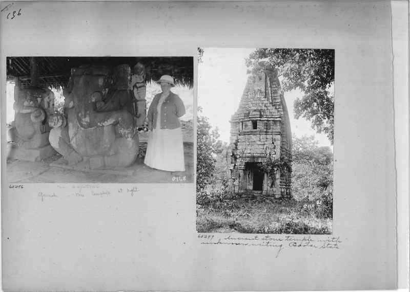 Mission Photograph Album - India #08 Page 0136