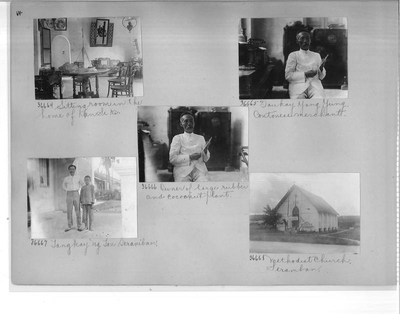 Mission Photograph Album - Malaysia #2 page 0064