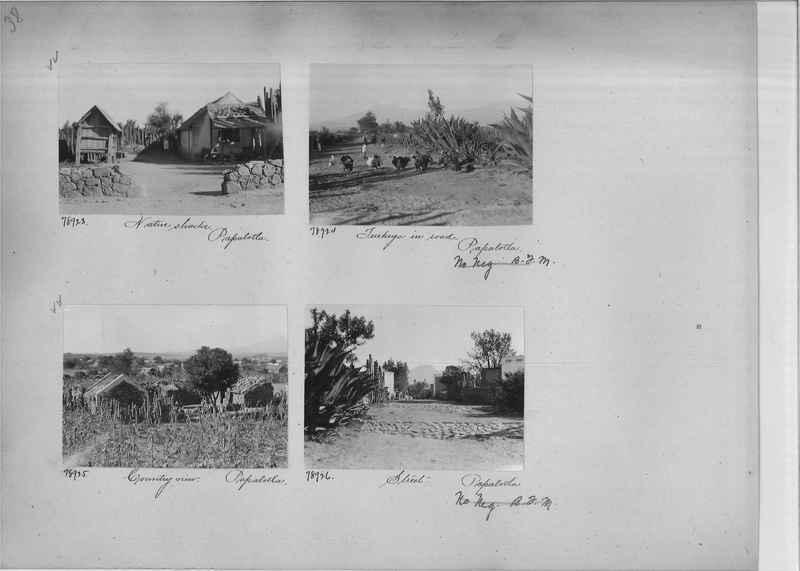 Mission Photograph Album - Mexico #06 page 0038