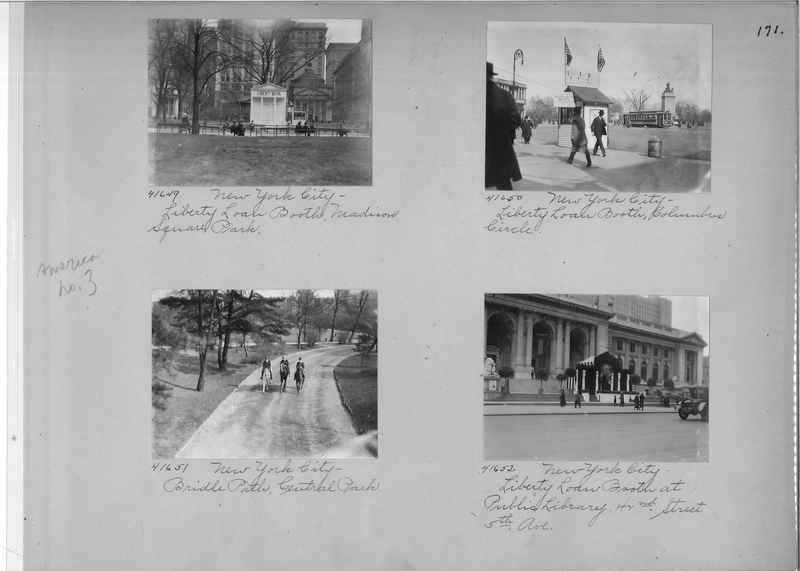 Mission Photograph Album - America #3 page 0171