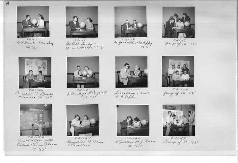 Mission Photograph Album - Portraits #10 Page 0014