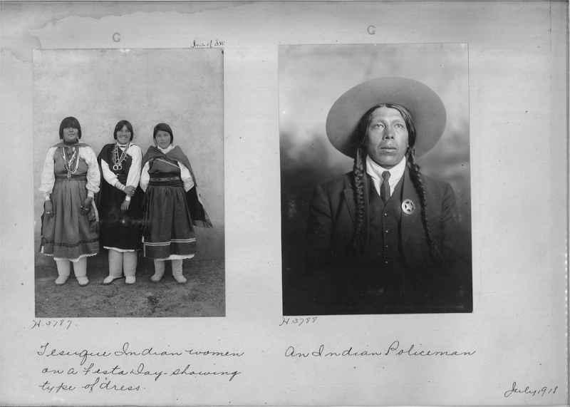 Mission Photograph Albums - Indians #1 page 0038