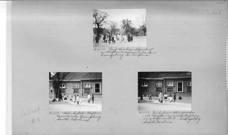 Mission Photograph Album - Negro #1 page 0125