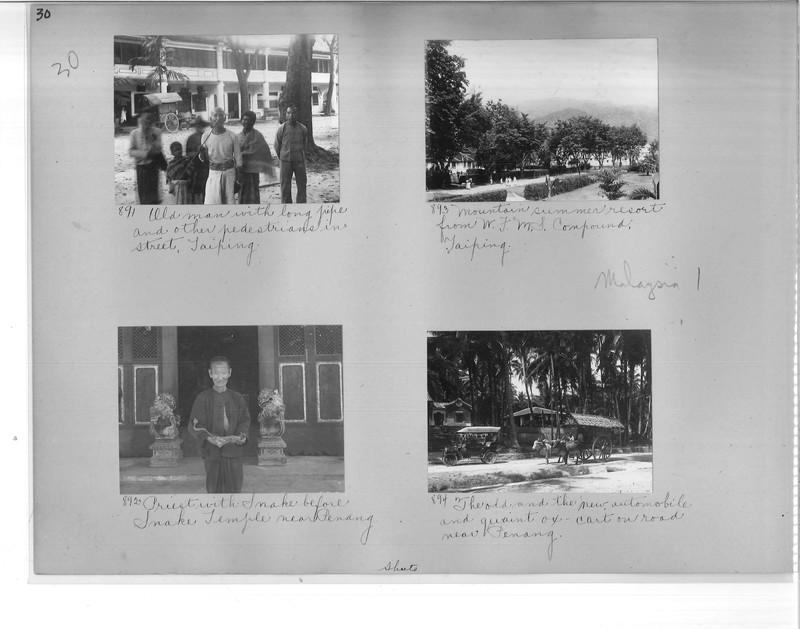 Mission Photograph Album - Malaysia #1 page 0030