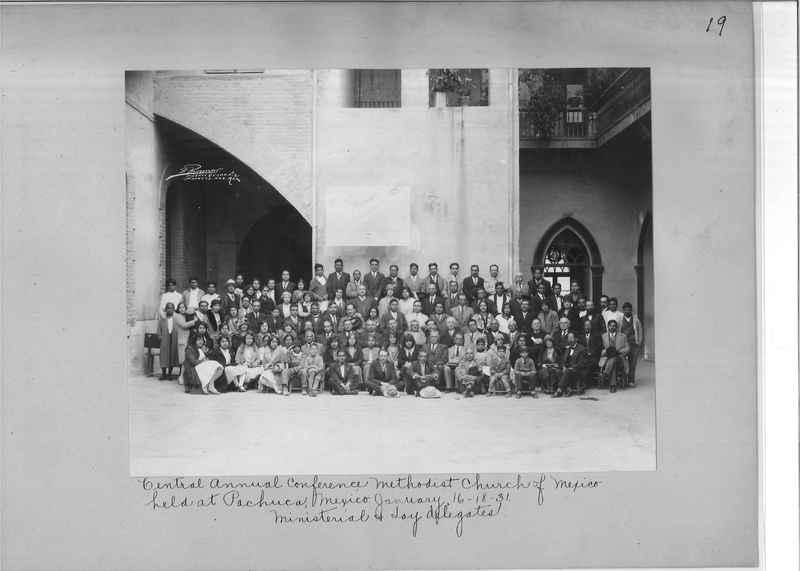 Mission Photograph Album - Mexico - O.P. #01 Page 0019