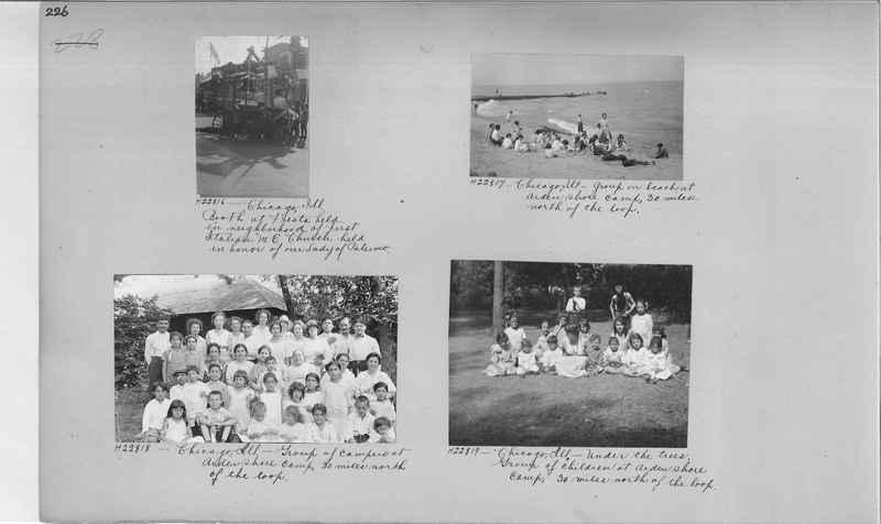 Mission Photograph Album - Cities #10 page 0226
