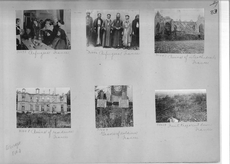 Mission Photograph Album - Europe #01 Page 0083