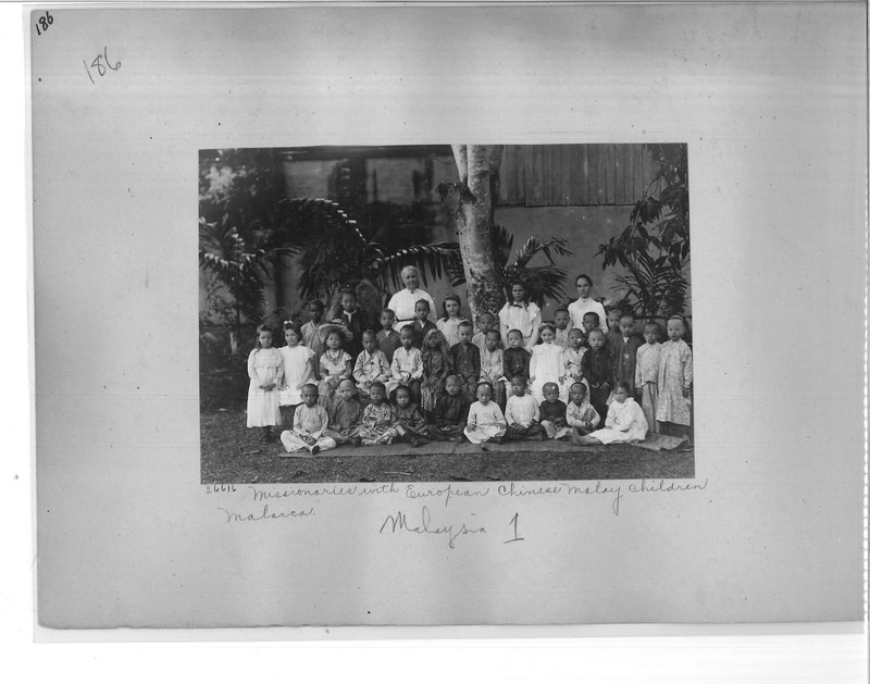 Mission Photograph Album - Malaysia #1 page 0186