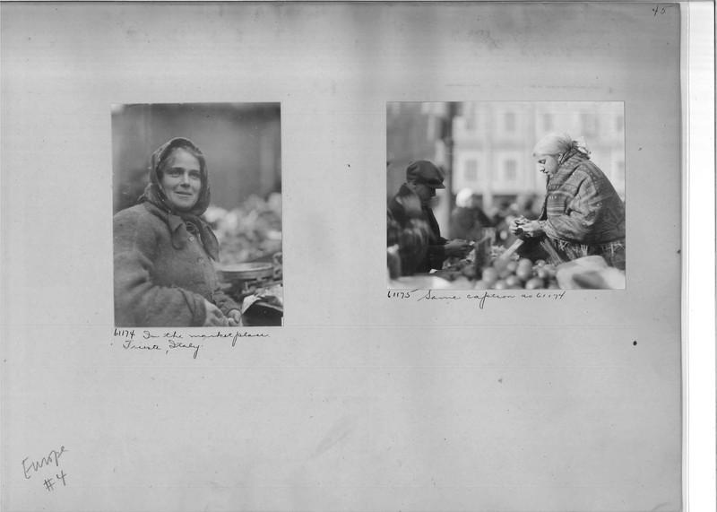 Mission Photograph Album - Europe #04 Page 0045